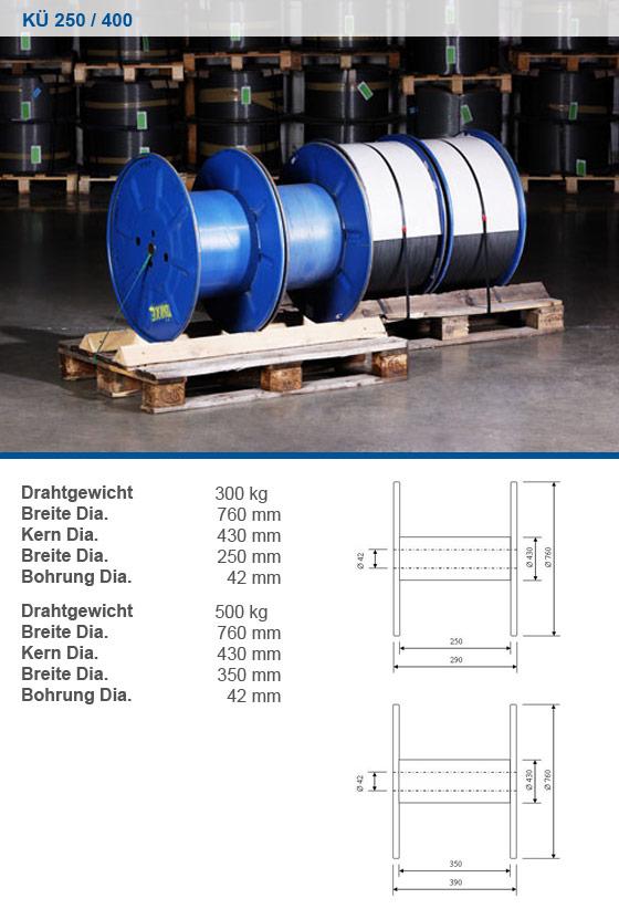 Federstahldraht. - H. KÜNNE GmbH & Co. KG, Hemer